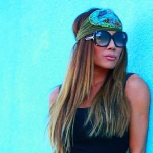 Accessories - New Boho Headband Yoga Festival Hippie Bohemian